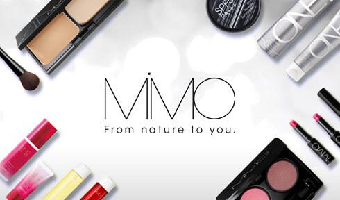 オーガニックコスメ<br>「MIMC」公式サイト